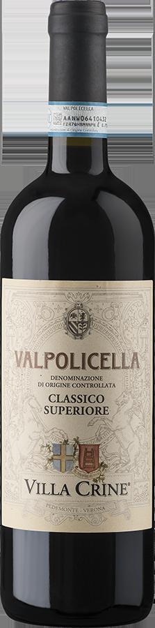 Valpolicella Classico Superiore DOC Villa Crine